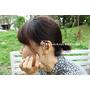 《流行飾品》絢彩家【OsmaR】 X 無耳洞貼式耳環︱不討皮痛打耳洞也可以擁有流行耳環美美滴!(影片)