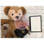 ((開箱))GUCCI GG Marmont leather mini chain bag&大號達菲熊~生日禮物分享NO.2♥文末抽獎longchamp零錢包!!