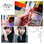 [香水]Miss Hana花娜小姐 X CHOO CHOO CAT滾珠香水筆★清新小蒼蘭口味