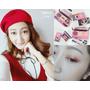 【眼妝】近期讓我熱愛的「楓葉紅」❤ 飛天小女警眼影盤  #簡易上手