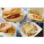 『台中。太平區』得來素蔬食早午餐║一天的活力幸福就從這開始,素食界的弘爺漢堡,中西式美食一次都可吃到!