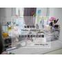 生活|淘寶彩妝透明收納盒分享!彩妝品、保養品收納完畢