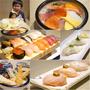 函館壽司▋宜蘭羅東~道地的日本人主廚,將日本的職人精神融入專業的握壽司,一貫不到30元!!還有親子壽司DIY真有趣