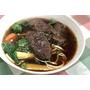 隱藏版無名牛肉麵▋宜蘭市美食小吃~牛肉麵湯好肉大塊,櫻花蝦炒飯也好吃