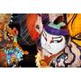 立佞武多館▋日本青森~站立的睡魔氣勢驚人,錯過睡魔季慶典,一樣看的到