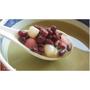『台中。南區』三圓古早味綠豆湯║甜湯推薦,抹茶紅豆小湯圓,QQ抹茶香優雅上場,讓你甜在心~