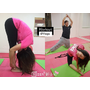 【運動】挑戰自己 運動生活 瑜伽旅程的日子 伸展自己的筋骨 關於我的運動生活