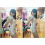 【BODY】超突破! 手繪國畫風x緞面布料 ♫ K's凱恩絲 蠶絲塑身內衣
