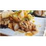 『台中。西區』海爺爺食府║台中便當與日式文青風的結合,日式簡餐x蔬活泡菜~登場!