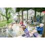 【宜蘭礁溪】礁溪溫泉公園-免費日式戶外溫泉泡腳/足湯,森林風呂泡湯去!近湯圍溝公園