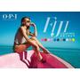 天堂島國躍然指上 OPI FIJI Collection斐濟之春系列