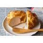 [試吃]菠蘿外皮與草莓冰淇淋結合的絕妙口感 - 乾坤農場.草莓泡芙(大湖酒莊限定)