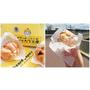 吃的到花生顆粒的卡士達餡!日本beard papa三月推出限定「花生卡士達泡芙」