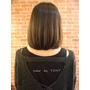 -清新氣質的LOB髮型- 台北髮型設計師推薦 燙髮 剪髮 染髮