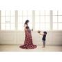 『孕婦寫真』獨創禮服之二胎紀錄
