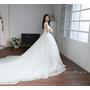 【V娜試穿直擊】C+ Wedding 。省錢!小資女~現場自由挑 試穿6款手工婚紗