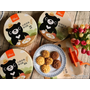 (台中伴手禮)鴻鼎菓子-台灣黑熊曲奇餅乾/Formosa cookies/台灣黑熊餅乾