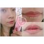 ((妝))韓國3CE唇彩*最夯的乾燥玫瑰色+鮮血色之咬唇妝好簡單!!