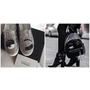 【購物】Chiara Ferragni 銀色亮片眨眼厚底休閒鞋 + 眨眼鍊帶後背包