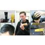 【頭髮】【髮蠟】型男必備~日本SUN&H 魔幻造型變色髮蠟酷炫金+自然黑,造型+護髮一次搞定/不油、不易掉色