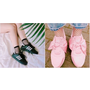 IG時髦人士都這樣穿!「網襪+球鞋」正流行