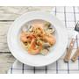 ▎副食品▎1Y2M小小林 x 白醬海鮮義大利麵(白醬食譜)