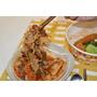 新竹 小丼物。多樣化的外送便當新選擇--春川炒牛丼飯、蛋花豬肉丼飯、咖哩豬肉丼飯