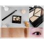 眼睛放大術。質感系眼妝分享。KATE凱婷 奢光燦魅眼影盒、進化版持久液體眼線筆EX