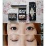 「Makeup」日常妝感簡單完成 就靠KATE奢光燦魅眼影盒×進化版持久液體眼線筆EX
