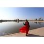 摩洛哥自助║走進1001夜的世界,紅色城市馬拉喀什