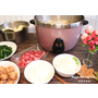 [ 食 ] 【鍋寶不鏽鋼電鍋】★玫瑰金★時尚簡易做料理~蒸煮炒炸一鍋搞定