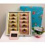 [日本零食] 東京銀座 果香波浪餅乾  典雅玫瑰外包裝 增添質感