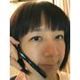 新春彩妝小試試/KATE「進化版持久液體眼線筆EX」~筆管格紋菱形設計。筆尖細軟好描繪