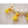 [珠寶盒|手鍊] Quack!呱呱魅力♥好應景的黃色小鴨手鍊跟最近的飾品新歡們✿