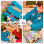 [送禮囉]帶著企鵝布屋布書和孩子一起旅行~一起探索這世界吧!(送禮囉!)