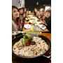【美食】台北信義區 BLAnC 布朗客 女子會 3月份限定套餐 姐妹們相聚好所在 燉飯 千層麵 甜點 調酒 市政府捷運站