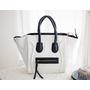 [衣櫥|包包] 凱迪菈克的貓♥黑白配色囧臉包!
