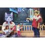 【雲林斗六景點】魔法喵屋,7-11斗六保庄門市大變身,喵星人3D立體彩繪強勢登場。來借廁所還能拍照片兒~