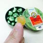 摩拉達美 MoraTame.醒腦潤喉小物.京都念慈菴金銀花潤喉糖-檸檬草味。