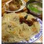 東東小館 炒米粉 控肉飯 貢丸湯 鄰近北二高香山交流道