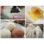 《體驗》五星級美食宅配到我家!!嚐盛手工港式點心 / 叉燒包 / 爆漿奶黃包