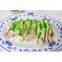 【宜蘭羅東】雞肉亮黑白切-食尚玩家推薦!羅東必吃美食,油香肉嫩雞油拌飯/文蔥雞/口水雞,平價美味在地小吃