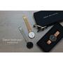 【Outfit】DW 2017新款金屬錶帶 CLASSIC PETITE(折扣碼)❤各種風格穿搭