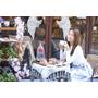 【香港飲食】延續《美女與野獸》的玫瑰傳說下午茶(附影片)│蝴蝶結姐姐