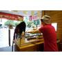 圓環寧夏夜市現烤鳳梨酥,台北西區高CP值鳳梨酥,福田一方金鑽鳳梨酥,25元單買一顆也可以的銅板點心