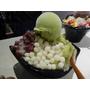 新竹冰店推薦【海洋冰城】-清大、交大美食,超好吃自助冰、宇治抹茶冰、水果剉冰