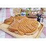 『台中。北區』樂日鯛魚燒║熱呼呼的鯛魚燒之吻,一中商圈必吃手作甜點!獨創內餡,假日推出隱藏版口味,你今天要釣哪一隻魚呢?