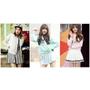 清新派必收!從GFRIEND到miss A韓國女團全都穿上「網球裙」!