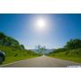 【花蓮市】大農大富平地森林園區-花蓮版伯朗大道,綿延不斷的秀麗山脈,踏青拍照好漂亮!
