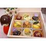 【宅配甜點】多茄米拉~創意甜點/彌月/母親節蛋糕/米拉繽紛塔~浪漫的九宮格甜點在家也能吃到